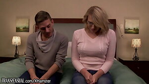 TransSensual Shy Transsexual gets Buttfucked