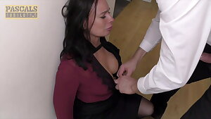 PASCALSSUBSLUTS, Busty Eva May Predominated And Fucked Roughly