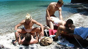 real outdoor family therapy groupsex orgy