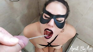 Drinking piss for 3 days, training slave, more than 10 liters!!!!