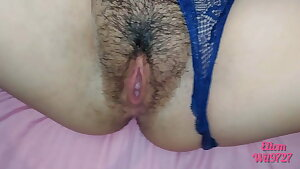 Desi Indian Neighbor's Daughter Lets Me Fuck Her Fur covered Gash