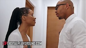 (Ricky Johnson, Kira Noir) - Pick A Apartment Episode 6 - Digital Playground