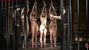 Slave auction II. First slave sold.