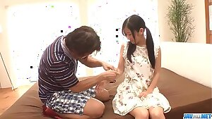 Suzu Ichinose fantasy sex with an older fellow - More at 69avs com