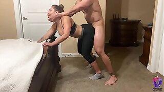 I am eventually fucking my yoga instructor