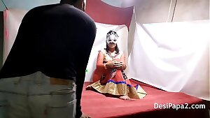Indian Bhabhi In Traditional Outfits Having Raunchy Firm Risky Sex With Her Devar